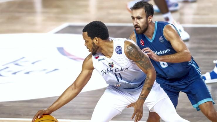 Liga Mistrzów FIBA: Bolesna porażka Polskiego Cukru Toruń z liderem