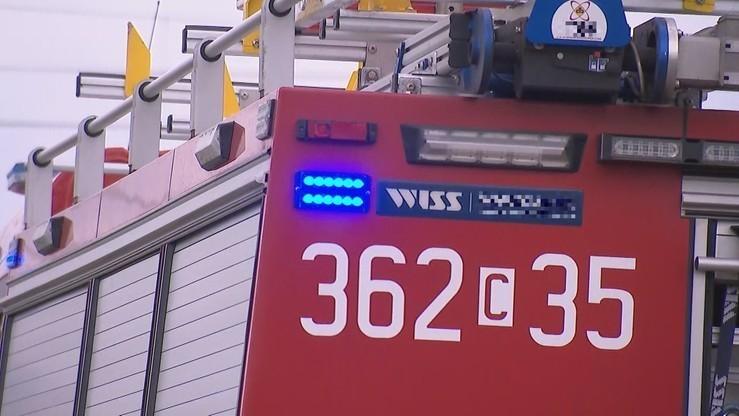 Wybuch gazu w domu w Sulisławicach. W środku był 47-latek