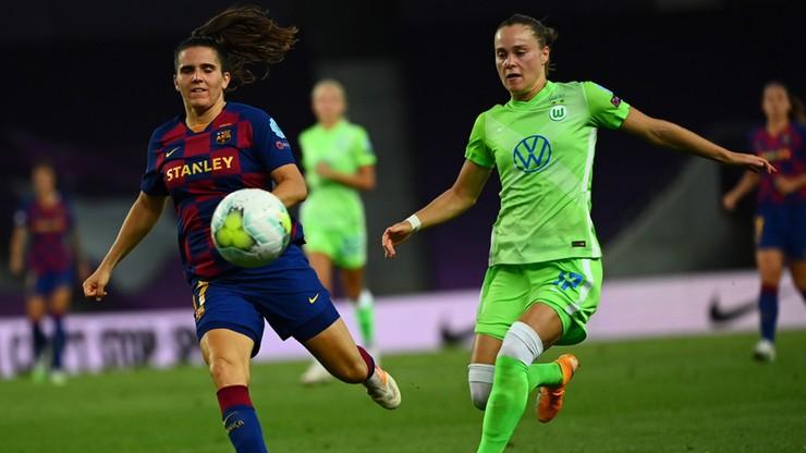 Drużyna Ewy Pajor i Katarzyny Kiedrzynek w finale Ligi Mistrzów. FC Barcelona wyeliminowana!