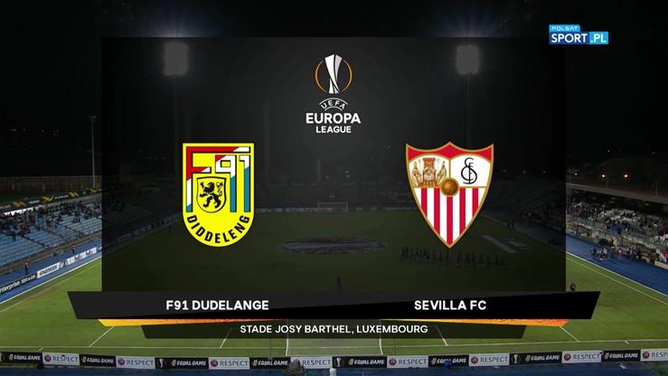2019-11-07 Liga Europy: Skróty meczów z 19:00 - 07.11