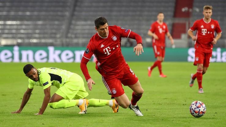 Robert Lewandowski: Coman mógł mi podać, ale na szczęście strzelił gola