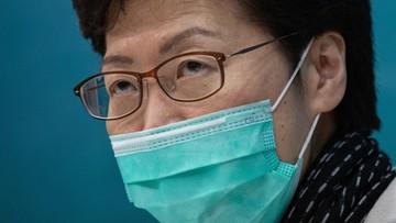 Komunia św. tylko do ręki i nabożeństwa w maskach. Kościół w Hongkongu broni się przed koronawirusem