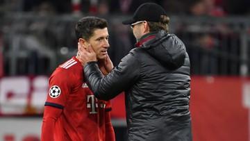 Lewandowski: Klopp wcielił się w rolę mojego ojca