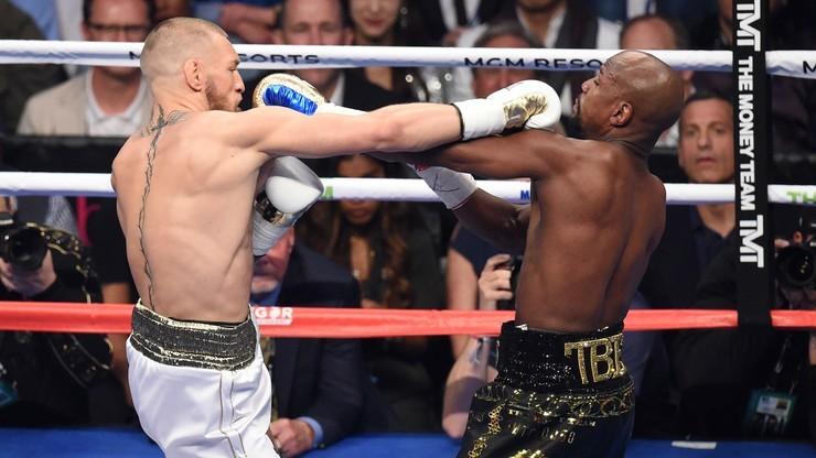 McGregor: Mayweather nie dotrzymał słowa. Mieliśmy walczyć w MMA