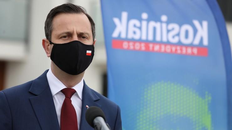 """Czy Kosiniak-Kamysz weźmie udział w wyborach 10 maja? """"Jeżeli rządzący by się uparli"""""""