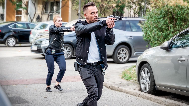 """""""Gliniarze"""" - odcinek 410: Postrzelony i aresztowany! - Polsat.pl"""