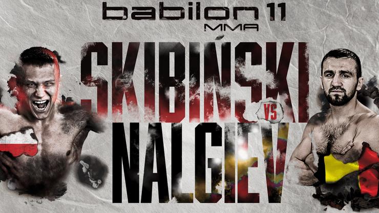 Babilon MMA 11: Karta walk