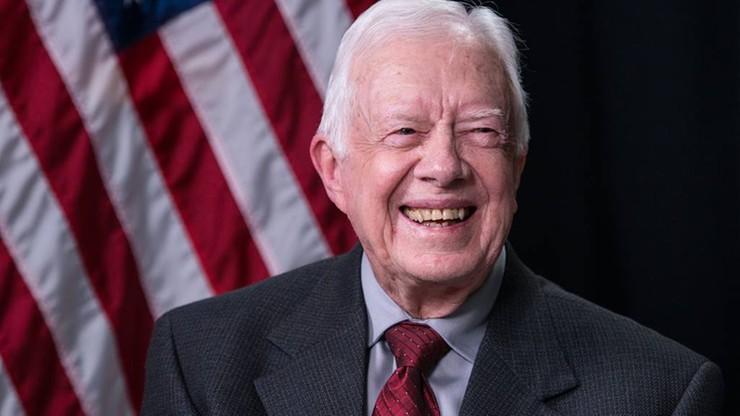 Były prezydent USA Jimmy Carter wyszedł ze szpitala po poważnej operacji