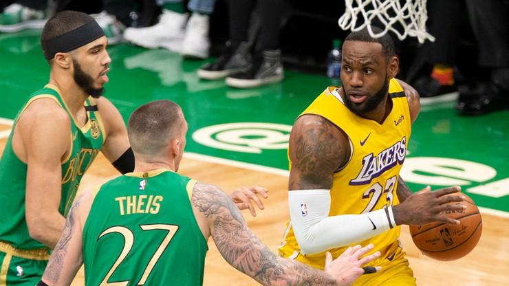 NBA: Kapitanami Meczu Gwiazd ponownie James i Antetokounmpo