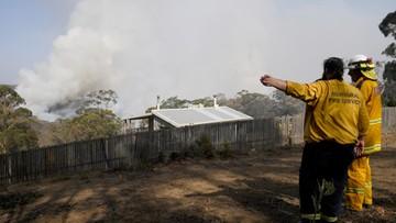 """""""Megapożar"""" w Australii opanowany. Ale to nie koniec walki z żywiołem"""