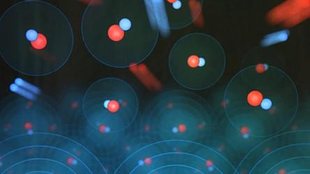 Udało się uchwycić ruch pojedynczych cząstek z prędkością 1600 kl/s [FILM]