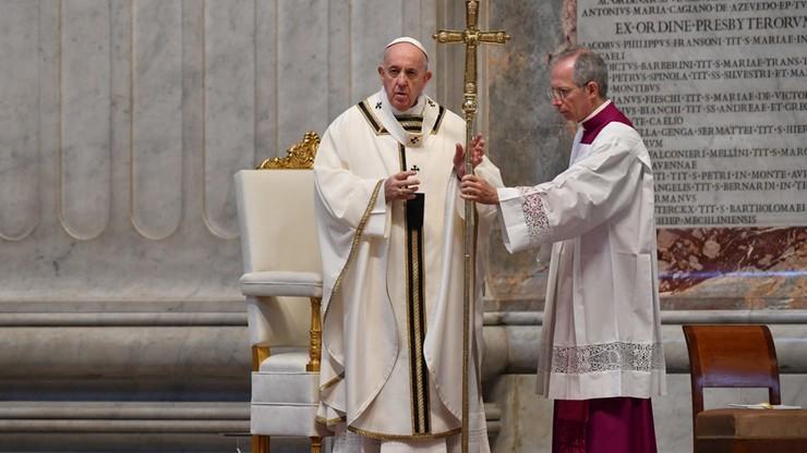 """Wielkanocne orędzie papieża na wyjątkowe czasy. """"UE przed epokowym wyzwaniem"""""""