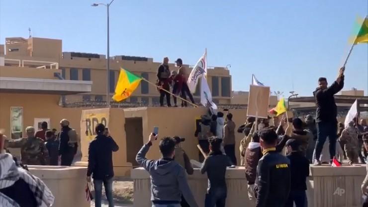 Ambasada USA w Bagdadzie została ewakuowana