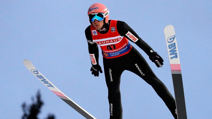 Kubacki wygrał konkurs PŚ w Titisee-Neustadt. Siódme podium z rzędu