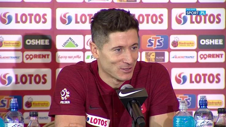 Lewandowski: Uraz jest, ale w niczym mi nie przeszkadza