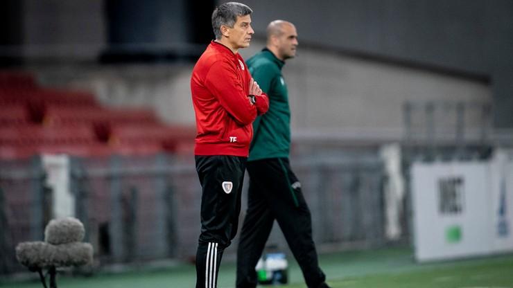 Fornalik o meczu FC Kopenhaga - Piast: Byliśmy nieskuteczni