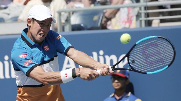 US Open: Nishikori nie zagra. Wcześniej otrzymał wynik trzeciego testu