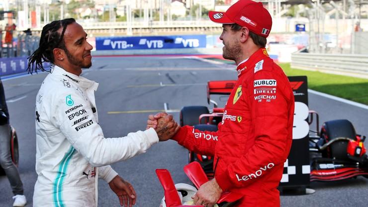 Szef Mercedesa: Vettel dobry marketingowo dla zespołu