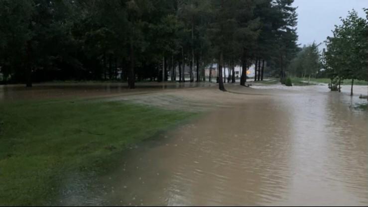 Powiat nyski. Sytuacja powodziowa stabilizuje się