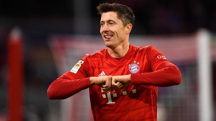 Lewandowski najlepszym snajperem 2019 roku! Za plecami Messi i Mbappe