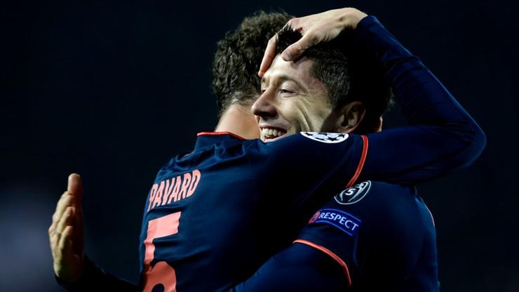 Lewandowski nominowany przez UEFA