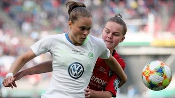 Pajor ponownie piłkarską mistrzynią Niemiec