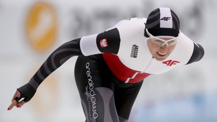 PŚ w łyżwiarstwie szybkim: Piąte miejsce Polek w zawodach drużynowych