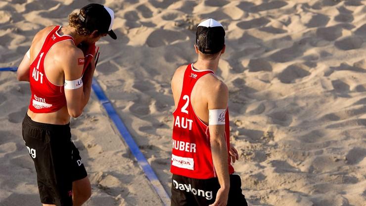 ME w siatkówce plażowej: Robin Seidl zakażony koronawirusem