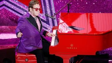 """Łzy Eltona Johna. """"Właśnie straciłem głos"""" [WIDEO]"""