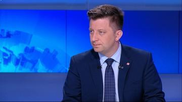 """Gorący dzień w parlamencie. Michał Dworczyk w programie """"Gość Wydarzeń"""""""
