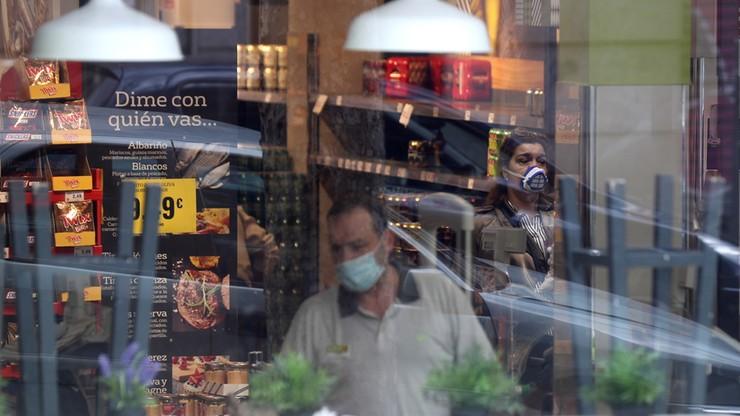 Hiszpańska gmina wprowadziła minimalną kwotę zakupów w czasie kwarantanny