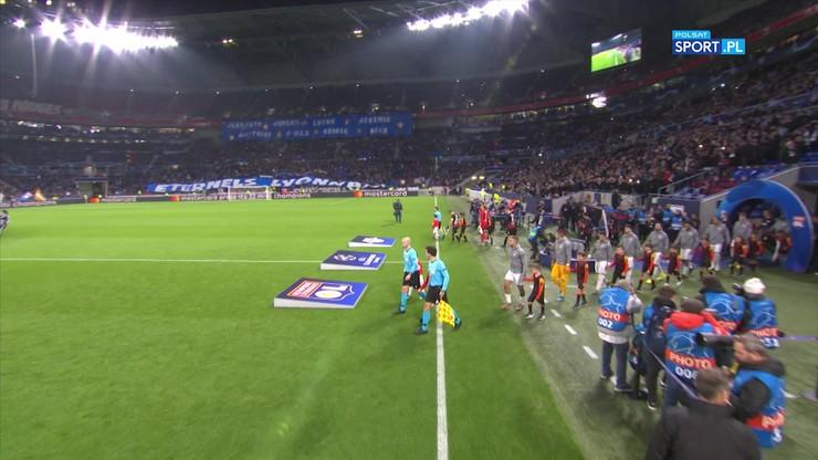 Olympique Lyon - RB Lipsk 2:2. Skrót meczu