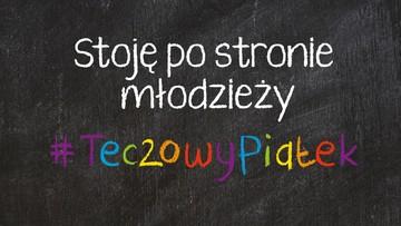"""""""Tęczowy piątek"""" w polskich szkołach"""