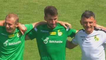 Fortuna 1 Liga: Sześć goli w Suwałkach. Wigry bliżej spadku