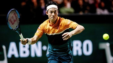Australian Open: Występ Nishikoriego pod znakiem zapytania