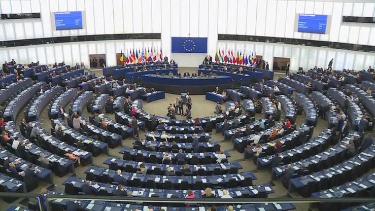 Debata o edukacji seksualnej w Polsce w PE. Sala była praktycznie pusta