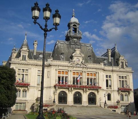 Ratusz w Vichy, Francja
