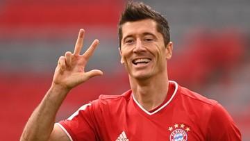 Bundesliga: Hat-trick Roberta Lewandowskiego! Pewny triumf Bayernu