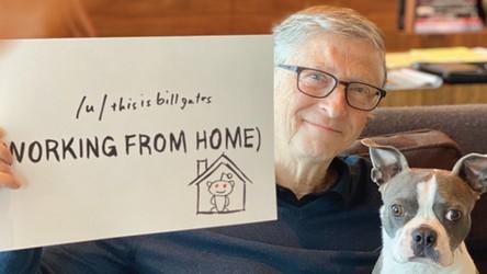 Bill Gates uważa, że jest już za późno na stłumienie w zarodku pandemii CoVID-19