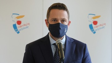 Trzaskowski apeluje do rządu. Chodzi o protesty ws. aborcji