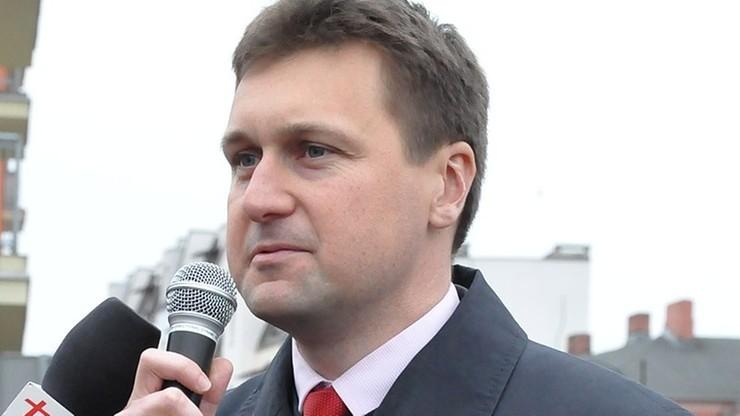 Były poseł PiS ma nową pracę. Łukasz Zbonikowski został prezesem państwowej spółki