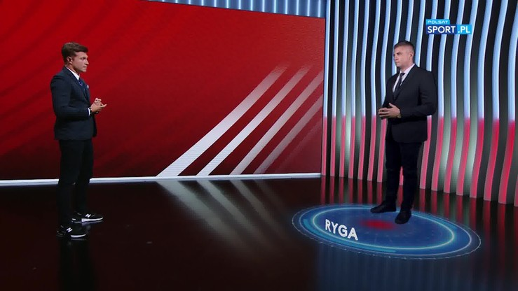 Wirtualny wywiad z Borkiem po meczu Łotwa - Polska
