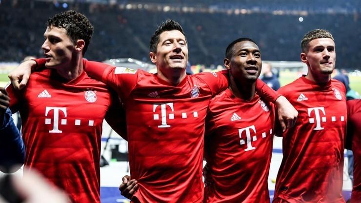 Lewandowski i jego koledzy z Bayernu zgodzili się na obniżenie pensji