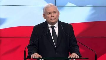 Kaczyński zarysował plan na wypadek, gdyby Duda przegrał wybory