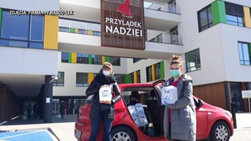 Do walki z pandemią włączają się kolejne polskie firmy