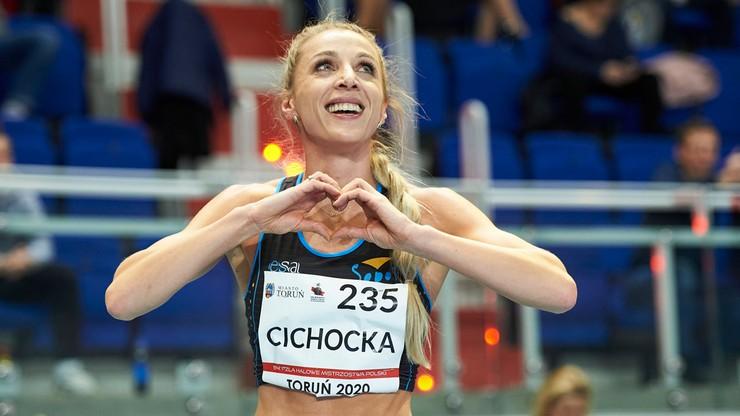 Polska lekkoatletka chwali sobie współpracę z mężem. Będzie trenować w Szwajcarii
