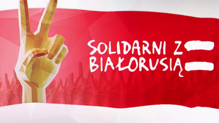 Wesprzyjmy Białorusinów w ich drodze do wolności. Specjalny koncert w Telewizji Polsat