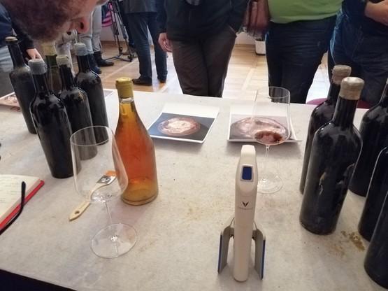 Po zakończeniu remontu muzeum planuje prezentowanie butelek z winem w nowo powstałych ekspozycjach