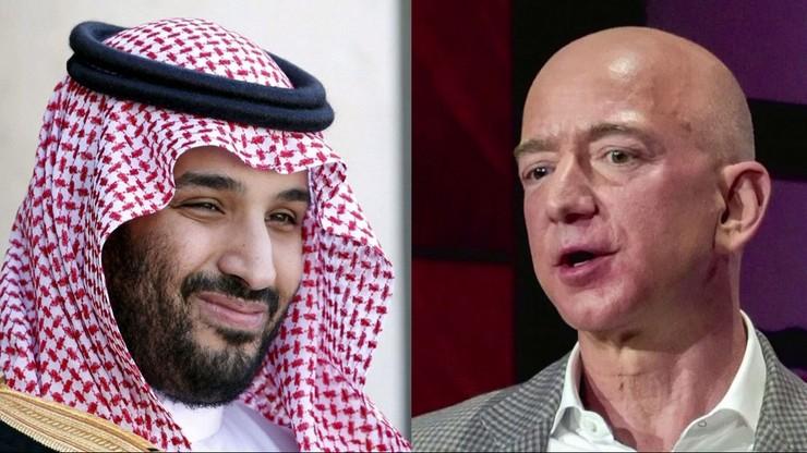 Telefon Jeffa Bezosa zhakowany. Miał za tym stać książę Arabii Saudyjskiej