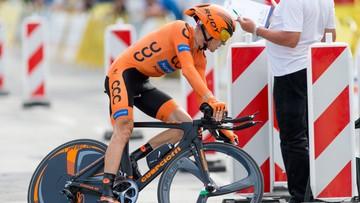Movistar zainteresowany kolarzami ekipy CCC